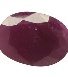 Buy 6.38 ct Ruby Genuine Gemstone loose-gemstone online