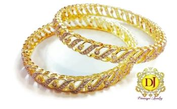 Royal American Diamond Bracelet pair
