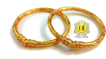 Traditional bangle , a pair
