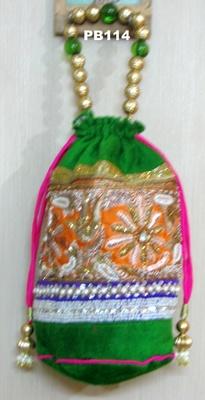 Designer Potli  Bag