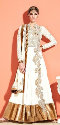 Designer Long Aanrkali Suit