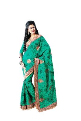 Nazraana-Party wear fancy saree