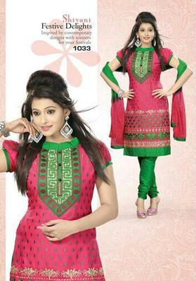 Designer Dress Material for Party / Funchion