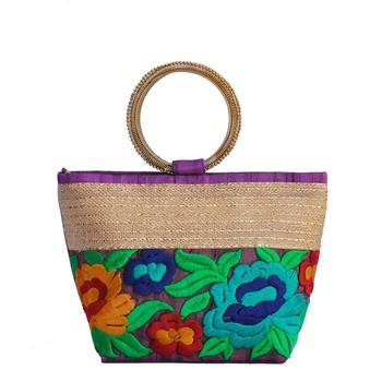 Craftstages Handmade clutch cum potli style bag