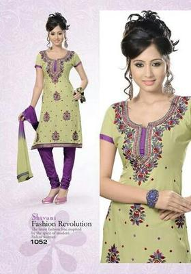 Designer Dress Material for Party/Funchion