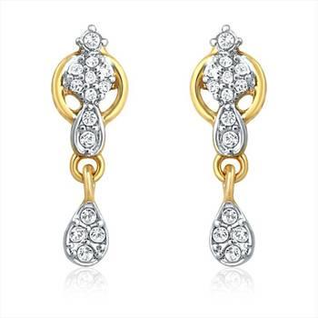 Mahi Love Lock Earrings