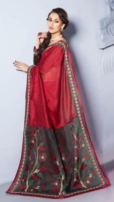 Banarasi Jacquard saree SC30020A