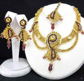 Exclusive Bridal jewelry set