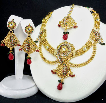 Exclusive Bridal jewelry set