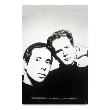 Bookends - Simon & Garfunkel Poster