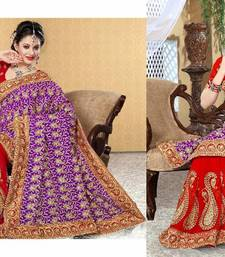 Buy   WEDDING STYLISH georget sarees 2002 wedding-gift online
