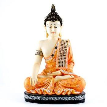 Meditating Buddha Idol