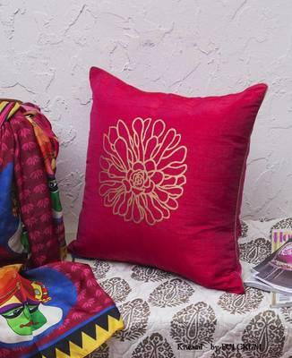 Cushion covers - Fuchsia screen