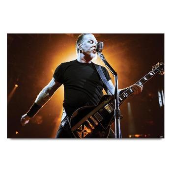 James Hetfield - Metallica Poster