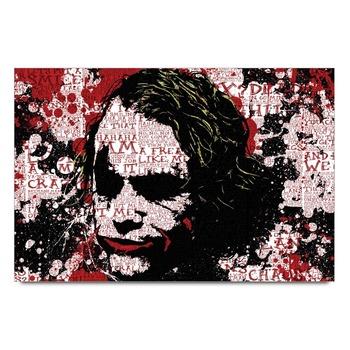 Joker Typography Poster