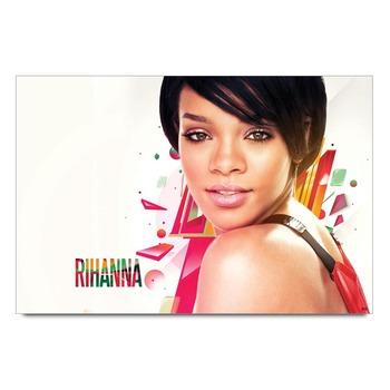 Rihanna Gaping Poster