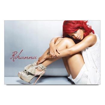 Rihanna Cute Looks Poster