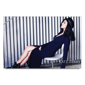 Katy Perry Shoot Poster