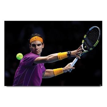 Rafael Nadal Tennis Poster