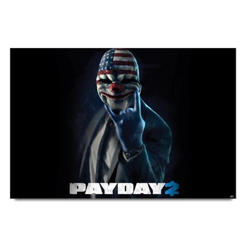Payday The Heist Poster