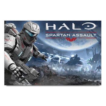 Halo Spartan Assault Poster