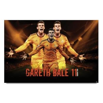 Gareth Bale Real Madrid Poster