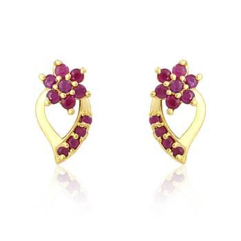 Mahi  Blossom Drop Earrings