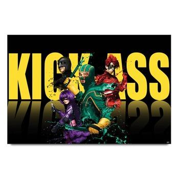 Kickass Poster