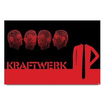 Kraftwerk Poster