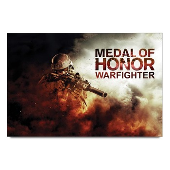 Medal Of Honor 2 Poster