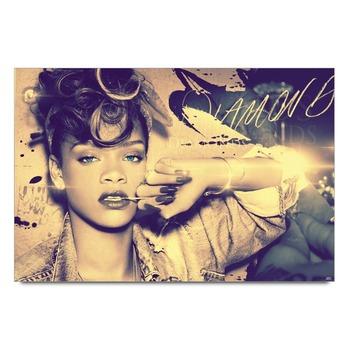 Rihanna Diamonds Poster