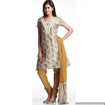 Heart Taken Embroidered Chanderi Silk Suit