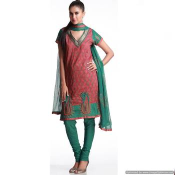 Ultimate Cotton Suit With Thread Embroidery