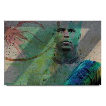 Ronaldo Brazil Poster