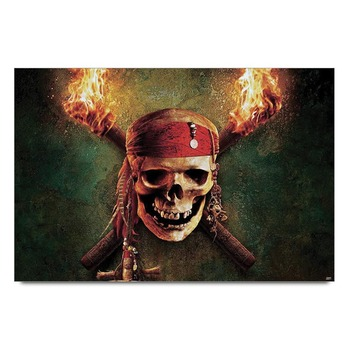Pirates Of Caribbean Poster