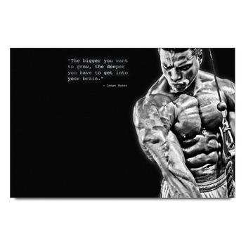 Lenyn Nuner Bodybuilder Poster
