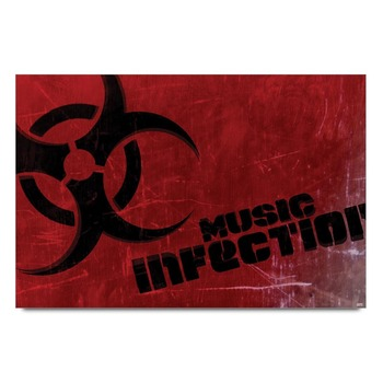 Music Infection Poster