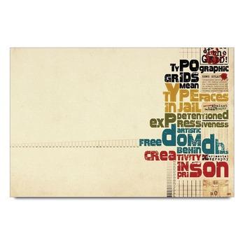 Creative Graphic Art Poster
