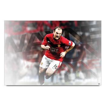 Wayne Rooney Poster