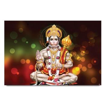 Lord Hanuman  Poster