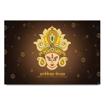 Goddess Durga 2 Poster