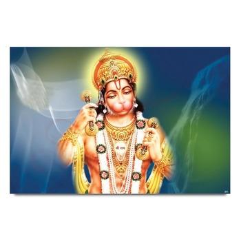 Lord Hanuman Chalisa Poster