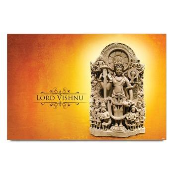 Lord Vishnu Poster