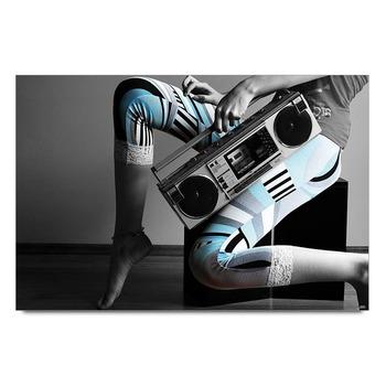 Aerobics Music Poster