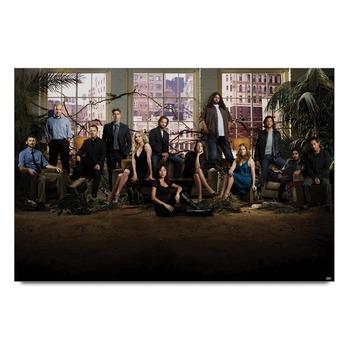 Lost Season 5 Tv Series Poster