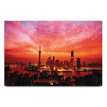 Night View  Sky Poster