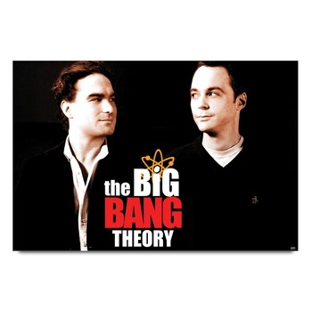 The Big Bang Theory 3 Poster