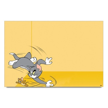 Tom Catching Jerry   Poster