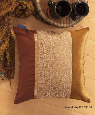 Cushion covers - Brown patch