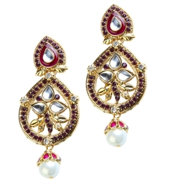 Dealtz Fashion Exclusive Shine Festive Earrings